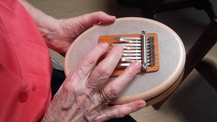 Musikalische Begleitung für Senioren und Menschen mit Demenz